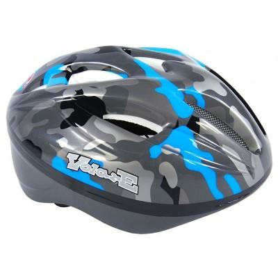 00938 E&L Cycles: Детска каска за велосипед, Deluxe, синя