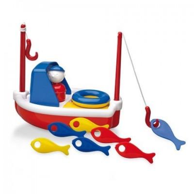 31035 Ambi Toys Детска играчка: Рибарска лодка