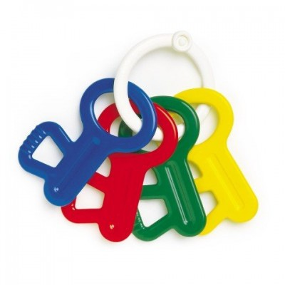 31115 Ambi Toys Детска играчка/чесалка: Ключове