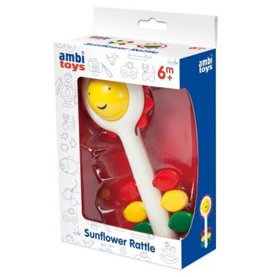 31127 Ambi Toys Дрънкалка: Слънчоглед