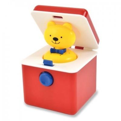 31220 Ambi Toys Детска играчка: Мече в кутия
