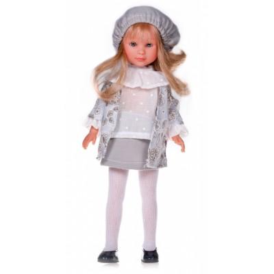 0163940 Кукла Asi: Силия с палтенце на цветя