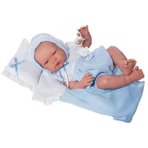 363491 Кукла Asi: Бебе Пабло с биберон