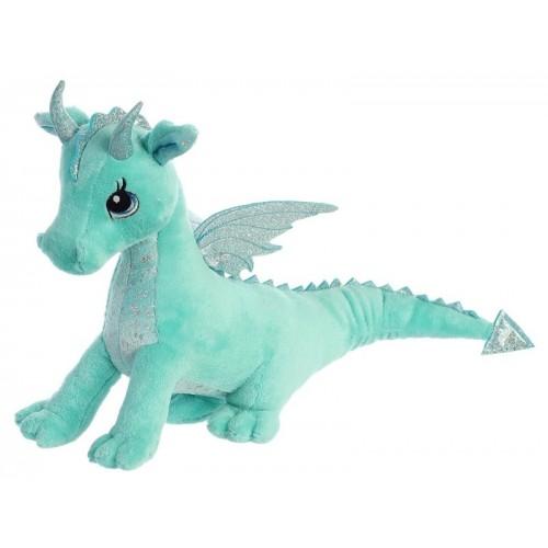 170619 Aurora: Плюшен дракон, светло син
