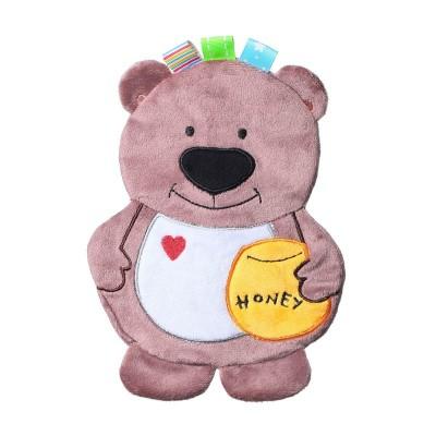 447 BabyOno: Мека бебешка играчка: Мече