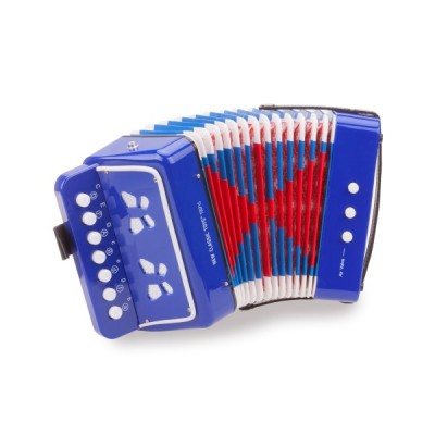 10056 Детски акордеон: син