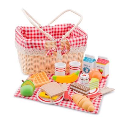 10590 Кошница с храна за пикник