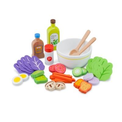 10592 New Classic Toys: Комплект за салата