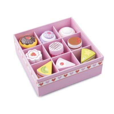 10626 New Classic Toys: Комплект сладкиши в кутия