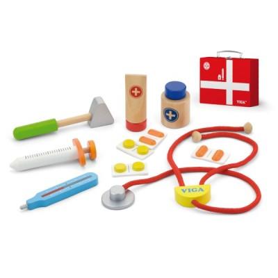 50530 VIGA Комплект: Малкият доктор