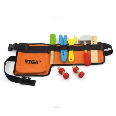 50532 VIGA Колан с дървени инструменти