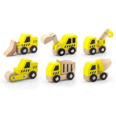 50541 VIGA Дървени строителни машини