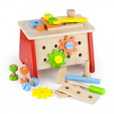 51621 VIGA: Дървена работилница с инструменти, малка