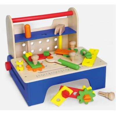 59869 VIGA Дървена работилница с инструменти
