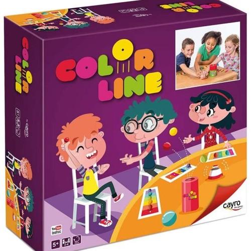 332 Cayro: Color Line, Игра за бързина и съобразителност