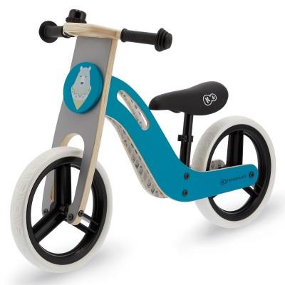 022550 KinderKraft UNIQ Natural: Дървено колело за баланс