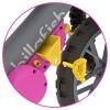 023137 Chillafish BMXie Moto: Колело за баланс, розово