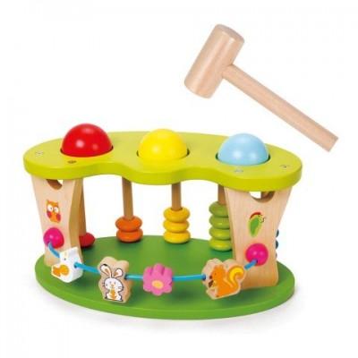 2795CW Детска игра с чукче за координация
