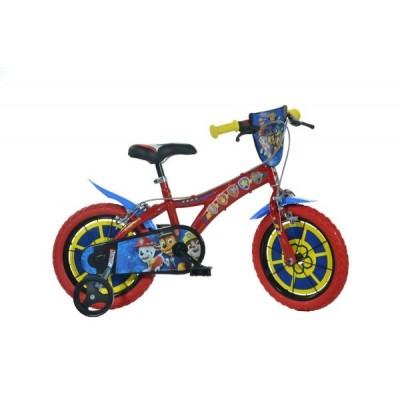 90264 Dino Bikes: Детско колело PAW PATROL, 14 инча