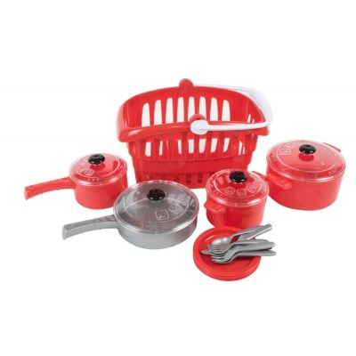 620158 Кошница с комплект за готвене