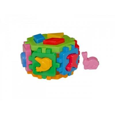 631981 Technok Toys: Детски сортер с животни