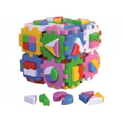632650 Детски куб/сортер: Супер логика