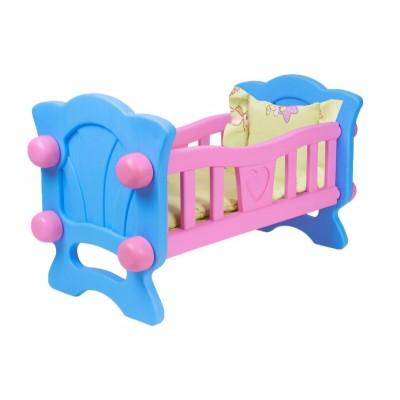 634173 Technok Toys: Легло за кукли със завивка
