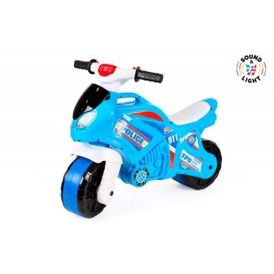 635781 Technok Toys: Полицейски мотор за баланс с звукови ефекти