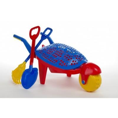 652012 Burak Toys: Ръчна количка за пясък