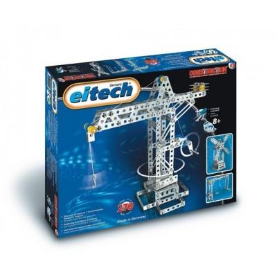 005E Eitech Метален конструктор Кран/Вятърна мелница 3 в 1
