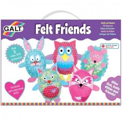 1004306 Galt: Детски творчески комплект: Научи се да шиеш