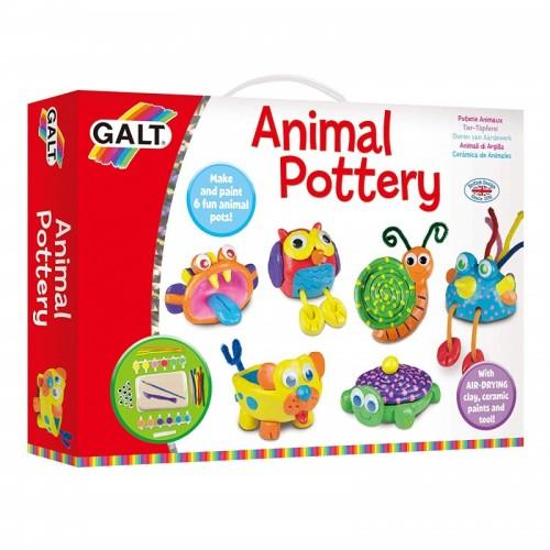 1005143 Galt: Детски комплект: Първи стъпки в грънчарството