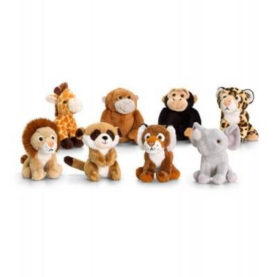0282SW Keel Toys Плюшени диви животни: асортимент