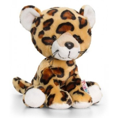 0322SF Keel Toys Плюшена играчка: Леопард