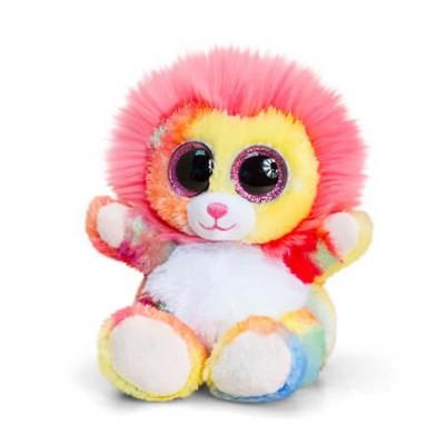 1637SF Keel Toys Плюшено цветно лъвче