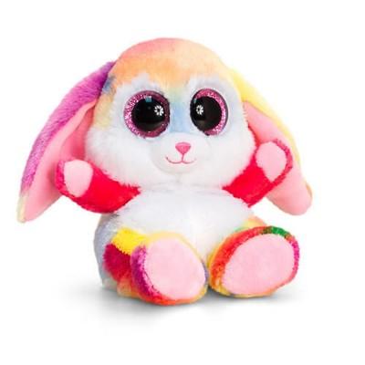1654SF Keel Toys Плюшено цветно зайче