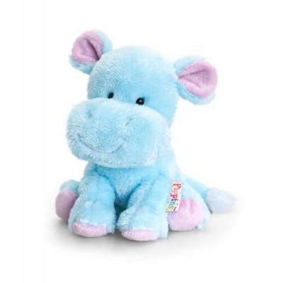 4874SF Keel Toys Плюшен хипопотам