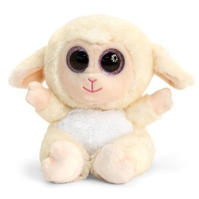 2258SF Keel Toys: Плюшена овца, 15 см