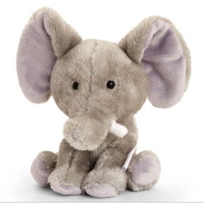 2489SF Keel Toys: Плюшено слонче, 14 см