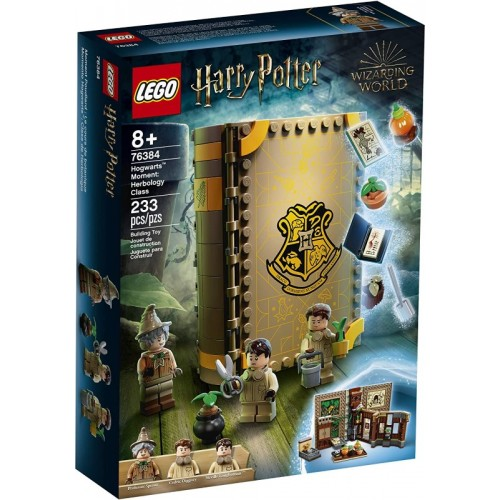 76384 Lego Harry Potter: Момент в Hogwarts™: Час по хербология