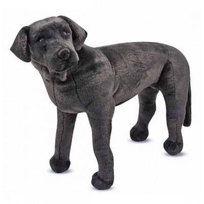 12117 Плюшено куче: Черен лабрадор
