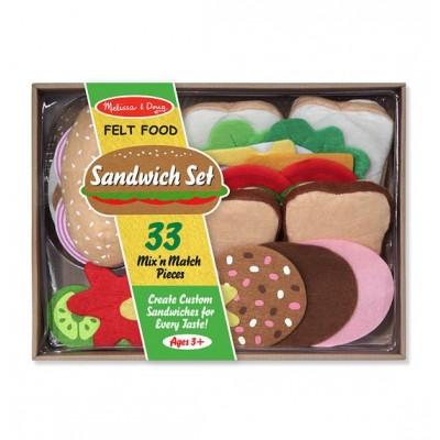 13954 Комплект: Направи си сандвич