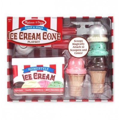 14087 Детски комплект за сладолед