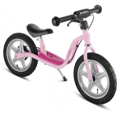 4039 PUKY Детско колело за баланс със спирачка: розово
