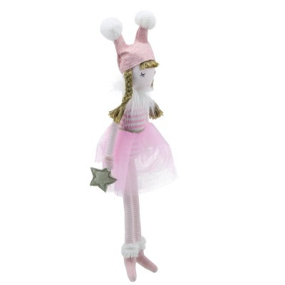 1014WB Парцалена кукла: Бела, 45 см