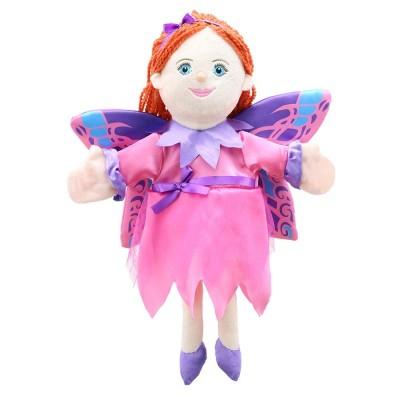 1907PC Кукла за куклен театър: Розова фея