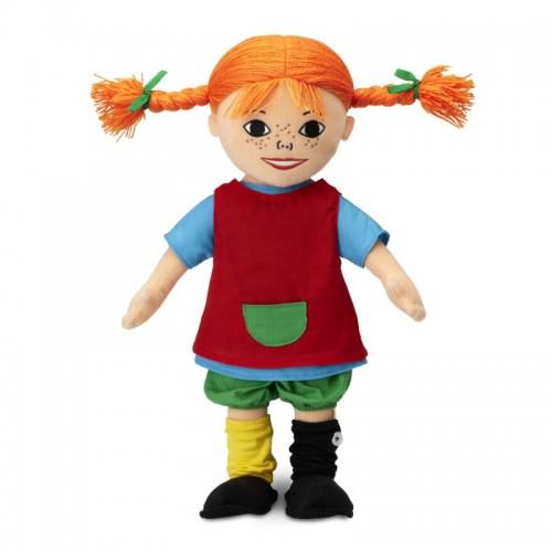 443714 Pippi: Мека кукла: Пипи Дългото чорапче, 40 см