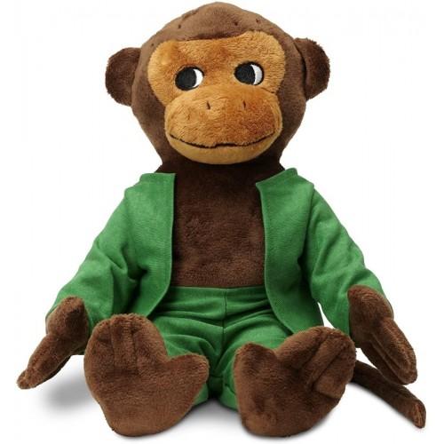 443717 Pippi: Мека кукла: Маймунката г-н Нилсън, 23 см