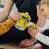 443787 Pippi: Детски порцеланов сервиз за чай, Пипи Дългото чорапче