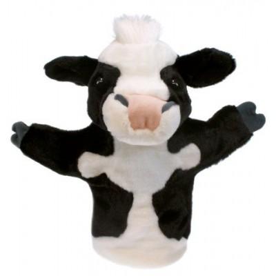 8009PC Кукла ръкавица за куклен театър: Крава